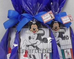 Kit escolar Disney