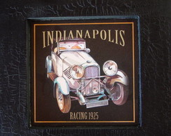 Mini Quadro Decoupage - Indianapolis