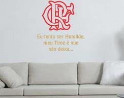 Adesivo Sacolinha Escudo do Flamengo  cacee87d75fc9