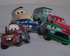 Display de Mesa Carros