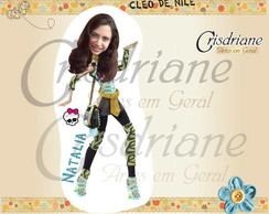 Ímã Personalizado Cleo Monster High