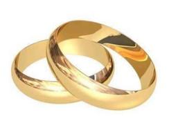 ... Par de Aliança de Casamento eab0a9b131