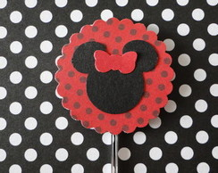 MM4 - Topper Cupcake Minnie