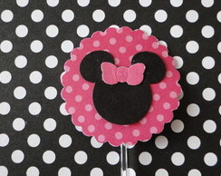 MM14 - Topper Cupcake Minnie