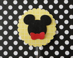 MM15 - Topper Cupcake Mickey