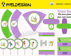 Kit Festa Digital- Tinker Bell