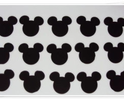 Aplique Minnie e Mickey (mini)