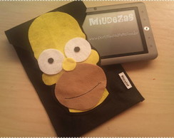 Case para Tablet do Homer Simpsons