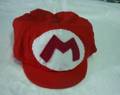 Chapéu do Mario bros