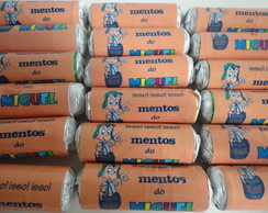 Mini Mentos Chaves