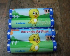 Chocolate baton do Arthur