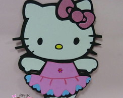 painel hello kitty - 30 cm