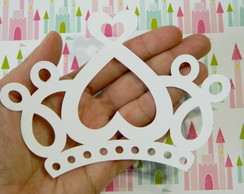 White Princess Crown (A310)