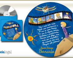 Envelope de CD/DVD Personalizado