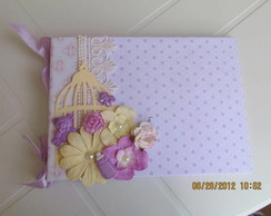 Mini álbum Baby Shabby