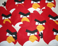 SACOLA ANGRY BIRDS RED
