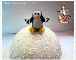 pinguim no iglu
