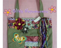 Bolsa customizada exclusiva