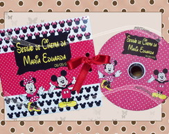 DVD Minnie e Mickey