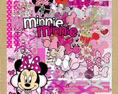 Kit 157 - Minnie Rosa