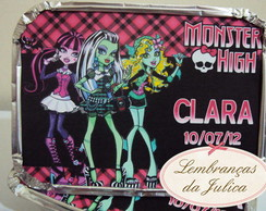 Marmitinha Personalizada - Monster High