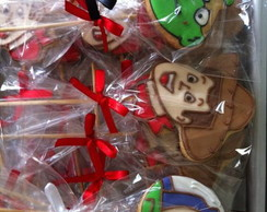 Biscoito decorado Toy Story