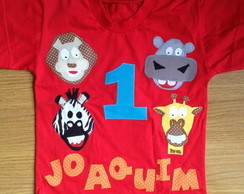 CAMISETA OU BODY MADAGASCAR