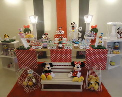 Festa Turma Mickey e Minnie no Parque