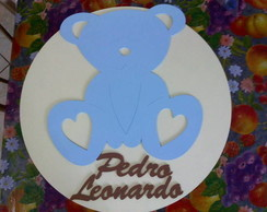 MANDALA DECORADA -URSO