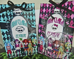 Monster High Sacolinha Surpresa