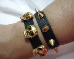 CJ DE PULSEIRA ROCK N´ ROLL SPIKES