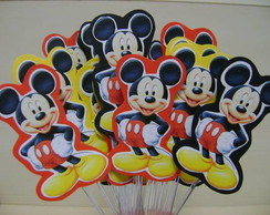 Toppers Scrapbook - Mickey