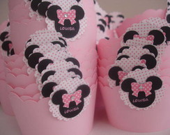Wrapper personalizado Minnie rosa