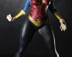 Mulher Maravilha Ver Jim Lee Chubby toys