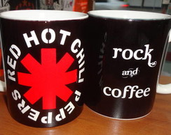 Caneca Red Hot Chili Peppers