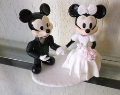 Casal Mickey e Minnie