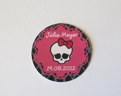 40 Adesivos Monster High 3,5cm