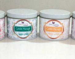 Candle Massage - Vela de Massagem 60g