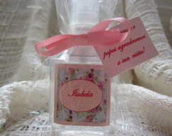 home spray floral azul e rosa.
