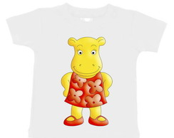 Camiseta Tasha - Backyardigans