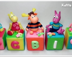 CUBOS BACKYARDIGANS