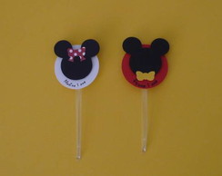 Toppers Mickey e Minnie