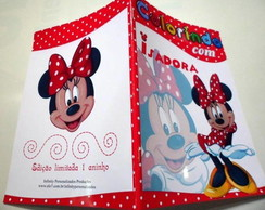 Revistinha de colorir Minnie