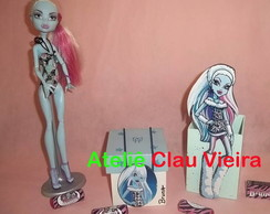 LEMBRANCINHA ABBEY MONSTER HIGH