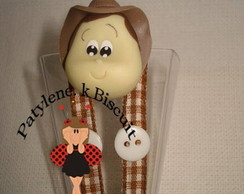 Copinho WOODY  Toy Story De Biscuit