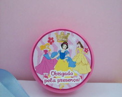 Latinhas Mint To Be  PRINCESAS