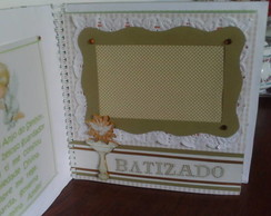 Mini Scrapbooking_batizado