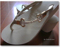 Havaiana High Metallic by Pietra