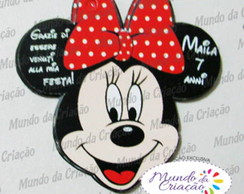 Tag recorte especial Minnie