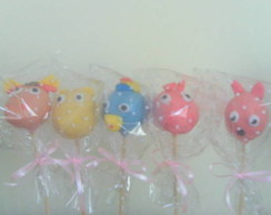 Pop Cakes Backyardigans